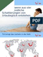 Der Printeinkauf von TUI