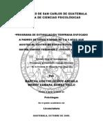 Dimensiones Apartir de La Pag 14,Estumulacion