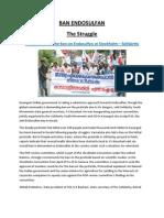 Solidarity and Endosulfan