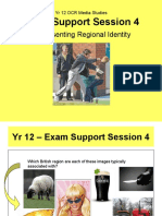 Session 4 - Regional Identity