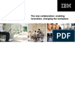New Collaboration White Paper IBM