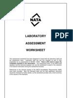 Iso17025 Checklist