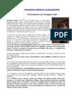 Conversazione con Giuseppe Civati