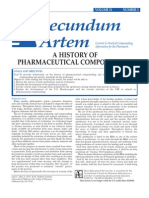 A History of Pharmaceutical Compounding