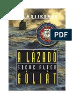 Steve Alten- A Lázadó Góliát