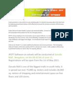 iPOTT Software On Wheels Garuda Mall June 2011