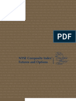 Nyse Composite Futures and Options Brochure