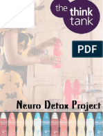 Neuro Detox Marketing Communication Plan