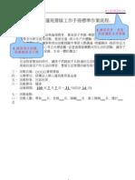 耕心蓮苑資訊研習營_2-21、2-22整合應用案例(1):活動企劃