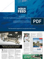 Aquafeed twin-screw extrusion processing - Versatile and ideal for aquafeed