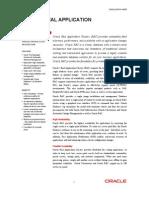 Oracle RAC Datasheet
