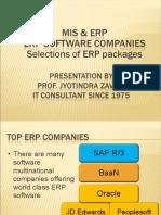 3 ERP 1 SAP Oracle Show