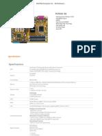 ASUSTeK Computer Inc. - Motherboards- ASUS P5P800 SE