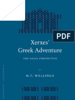 Xerxes' Greek Adventure--The Naval Perspective Mnemosyne Bibliotheca Classica Batava. Supplement Um, Vol. 264)