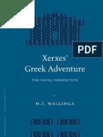 Xerxes' Greek Adventure--The Naval Perspective Mnemosyne Bibliotheca Classica Batava. Supplement Um, Vol. 264)