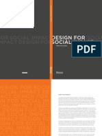 Design for Social Impact - IDEO
