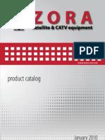 ZORA Product Catalogue