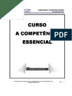 A Competência Essencial - Curso