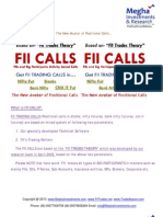 FII CALLS-Positional Calls in Stock,Nifty Fut,Bank Nifty, Cnx IT Fut