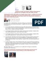 11-05-09 PRESS RELEASE