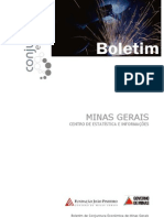 Boletim de Conjuntura Econômica de Minas Gerais_2010-4º