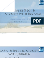 JAB 2011 - Earn With Joomla
