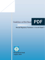 Guidelines on Risk Based Capital Adequacy