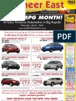 Pioneer East News Shopper, May 9, 2011