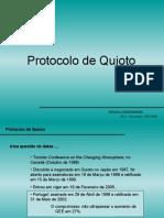 3 - Protocolo de Quioto