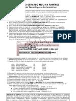 Guía 1 de Excel