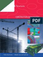 Brochure Construction Management