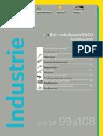 Raccords à sertir PN20 | FG INOX
