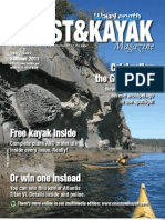 Coast&Kayak Magazine Summer 2011
