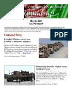 Regional Command Southwest - May 8 Roundup