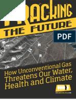 Desmog Fracking the Future