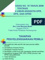 Presentasi UU Pemilu rev1