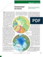 Governance and Environmental Change in the Arctic Ocean