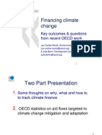 OECD Climate Change Financing