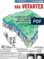 Voter's Guide May 2011 Spanish