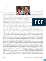 Enivonmental Health Article