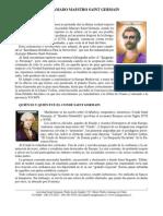 El Amado Maestro Saint Germain - Ensenanzas Funda