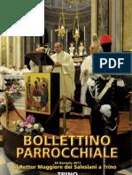Bollettino Parrocchiale - Aprile 2011