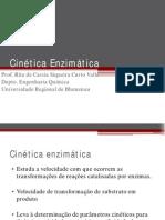 Cinética Enzimática 1