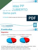 Propuesta Game Park