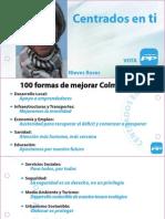 Programa Electoral PP Colmenarejo