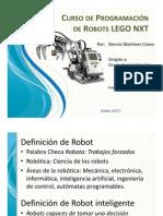 Programación de LEGOS