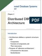 3 Levels of Database Architecture
