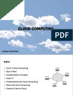 Cloud Computing e Business Model