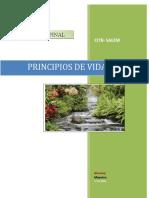 PRINCIPIOS DE VIDA