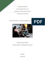 TCC Gustavo Nascimento - A prática do Som Direto